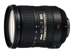 AF-S DX VR ZoomNikkor ED 18-200mm F3.5-5.6G (IF)