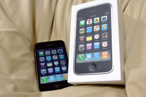 iPhone3GS 16GB White